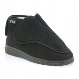 Befado naisten kengät pu orto 163D002 musta 2
