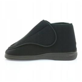 Befado naisten kengät pu orto 163D002 musta 3