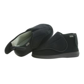 Befado naisten kengät pu orto 163D002 musta 5
