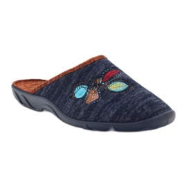 Befado värikkäät naisten kengät pu 235D153 2