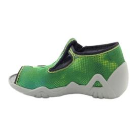 Befado lasten kengät 217P093 vihreä 3