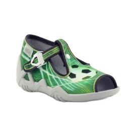 Befado lasten kengät 217P093 vihreä 2