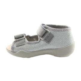 Befado keltainen lasten kengät 342P002 harmaa 3