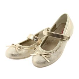 Ballerina-kengät, joissa on American Club GC18 keula 3