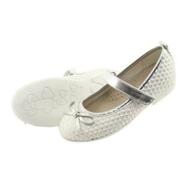 Ballerina-kengät, joissa on Velcro American Club GC16 4