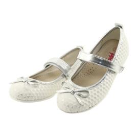 Ballerina-kengät, joissa on Velcro American Club GC16 3