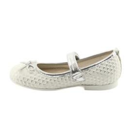 Ballerina-kengät, joissa on Velcro American Club GC16 2