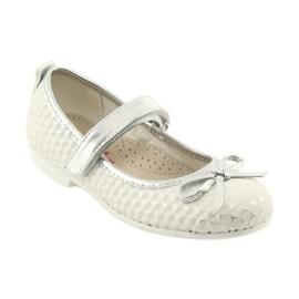 Ballerina-kengät, joissa on Velcro American Club GC16 1