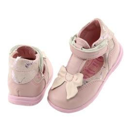 Ren But Ballerinas tytöille, joilla on keula Ren 1466 pinkki 4