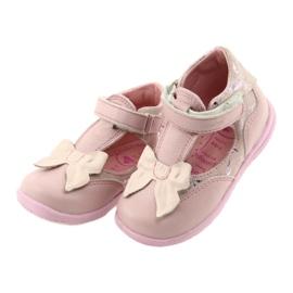 Ren But Ballerinas tytöille, joilla on keula Ren 1466 pinkki 3