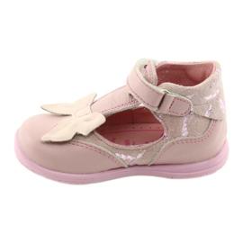Ren But Ballerinas tytöille, joilla on keula Ren 1466 pinkki 2