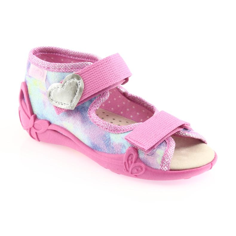 Befado keltainen lasten kengät 342P005 kuva 2