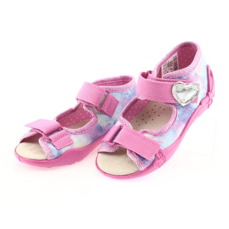 Befado keltainen lasten kengät 342P005 kuva 4