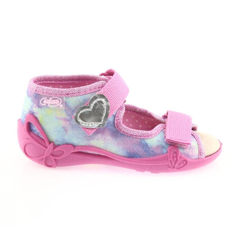 Befado keltainen lasten kengät 342P005 kuva 1