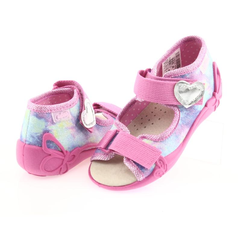 Befado keltainen lasten kengät 342P005 kuva 5
