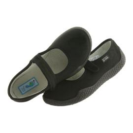 Befado naisten kengät pu - young 197D002 musta 6