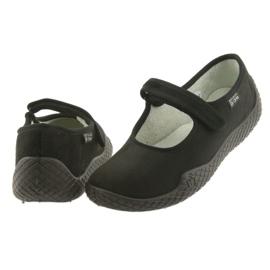 Befado naisten kengät pu - young 197D002 musta 5
