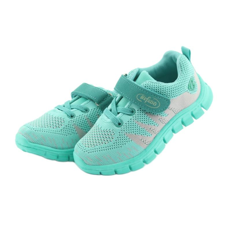 Vihreä Befado lasten kengät jopa 23 cm 516X026 kuva 4