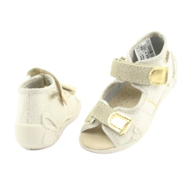 Befado keltainen lasten kengät 342P003 4