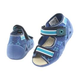 Befado keltainen lasten kengät 350P004 5