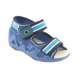 Befado keltainen lasten kengät 350P004 2