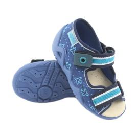 Befado keltainen lasten kengät 350P004 4