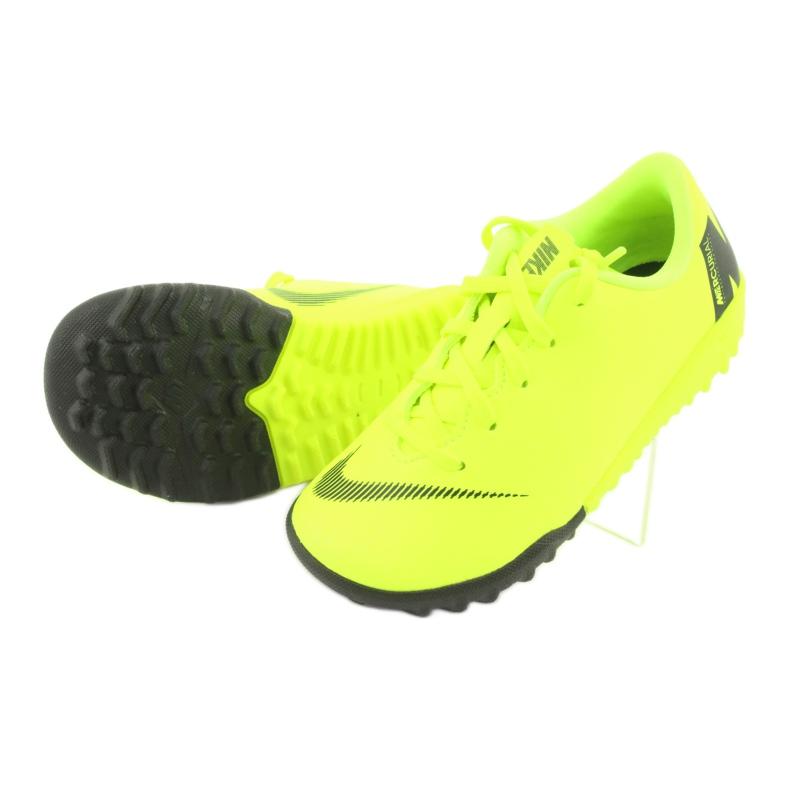 Nike Mercurial VaporX 12 Academy Tf Jr AH7353-701 Jalkapallokengät kuva 5