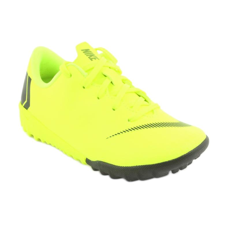 Nike Mercurial VaporX 12 Academy Tf Jr AH7353-701 Jalkapallokengät kuva 1