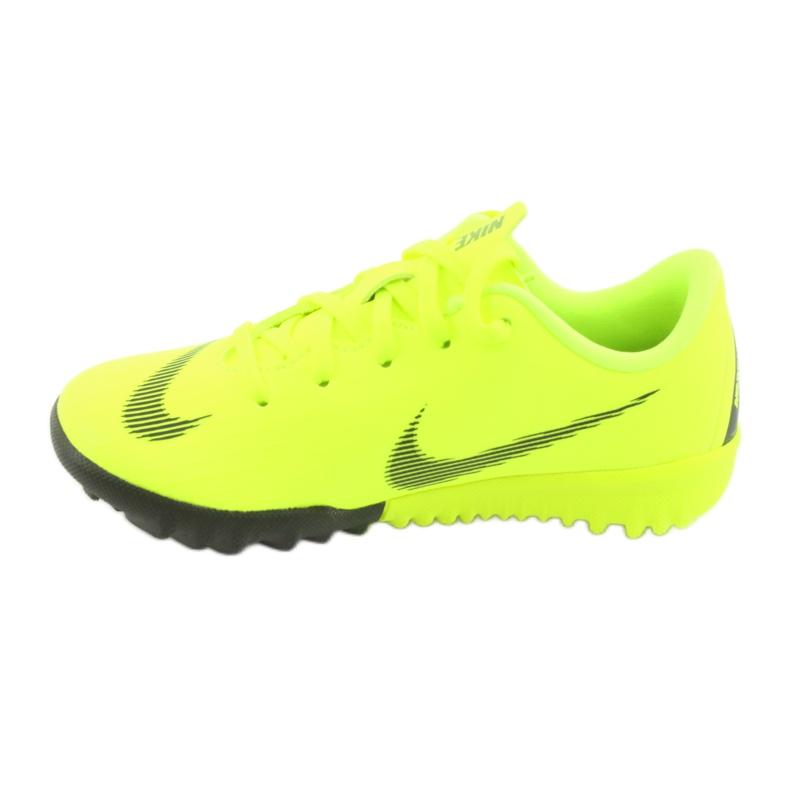 Nike Mercurial VaporX 12 Academy Tf Jr AH7353-701 Jalkapallokengät kuva 2