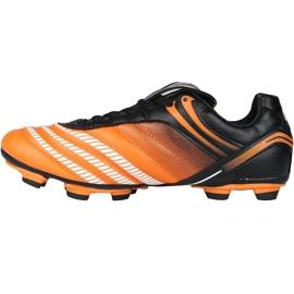 Jalkapallokengät Atletico Fg Jr 14-1216 oranssi monivärinen 1