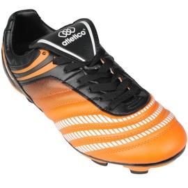 Jalkapallokengät Atletico Fg Jr 14-1216 oranssi monivärinen 2