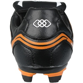 Jalkapallokengät Atletico Fg Jr 14-1216 oranssi monivärinen 3