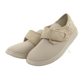 Befado naisten kengät pu 036D005 ruskea 4