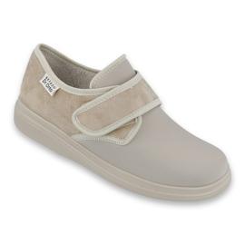 Befado naisten kengät pu 036D005 ruskea 1