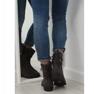 Naisten kengät harmaa 7378-PA Grey 2