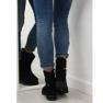 Musta naisten kengät 7378-PA Musta kuva 2