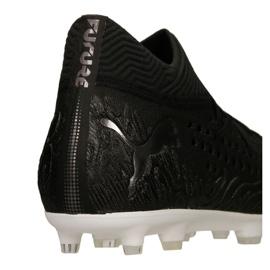 Puma Future 19.1 Netfit Fg / Ag M 105531 02 jalkapallokengät musta musta 2