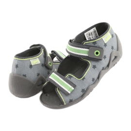 Befado keltainen lasten kengät 250P086 4