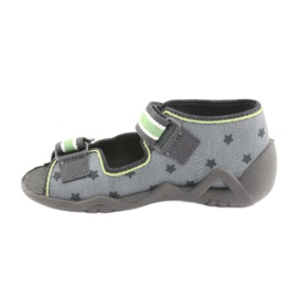 Befado keltainen lasten kengät 250P086 2