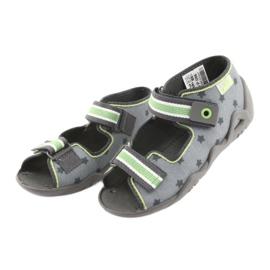 Befado keltainen lasten kengät 250P086 3