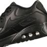 Musta Nike Air Max 90 Ltr Gs Jr 833412-001 kengät kuva 4