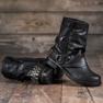 Seastar Biker-saappaat musta 3