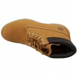 Timberland 6 tuuman Boot M 73540 talvikengät keltainen 2