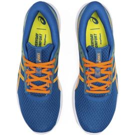 Asics Patriot 11 M 1011A568 401 juoksukengät sininen 1