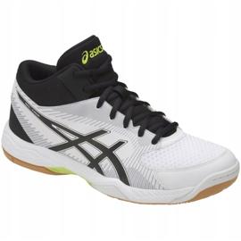 Asics Gel-Task Mt M B703Y-0190 kengät valkoinen valkoinen, musta 3