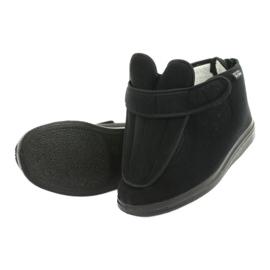 Befadon naisten kengät pu orto 987D002 musta 6