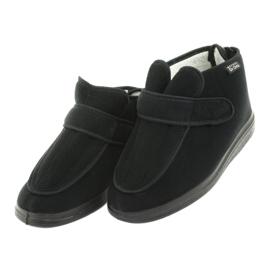 Befadon naisten kengät pu orto 987D002 musta 4