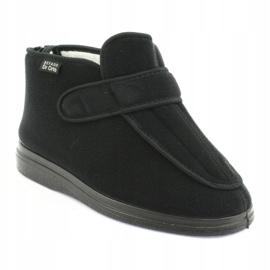 Befadon naisten kengät pu orto 987D002 musta 2