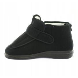 Befadon naisten kengät pu orto 987D002 musta 3