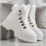 SHELOVET Eristetyt lenkkarit valkoinen 4